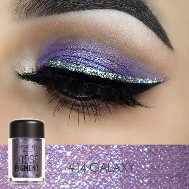 GLITTER EYESHADOW POWDER