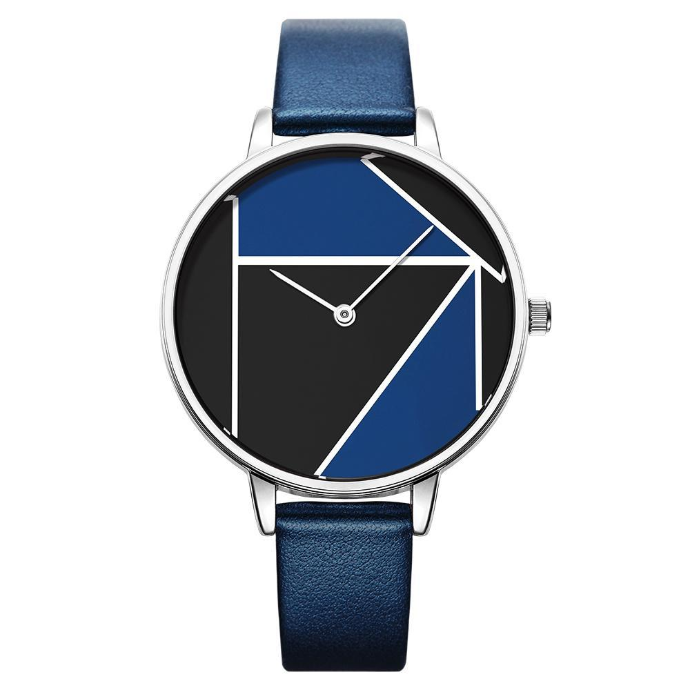 GEOMETRIC ORNAMENTS WATCH WATCH - Zia Clothing Company