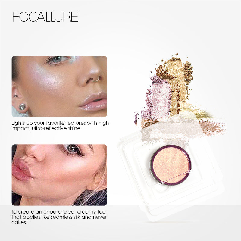 BRIGHTENING HIGHLIGHTER POWDER MAKEUP - Zia Clothing Company