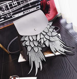 FASHION BACKPACK WITH WINGS Bag - Zia Clothing Company