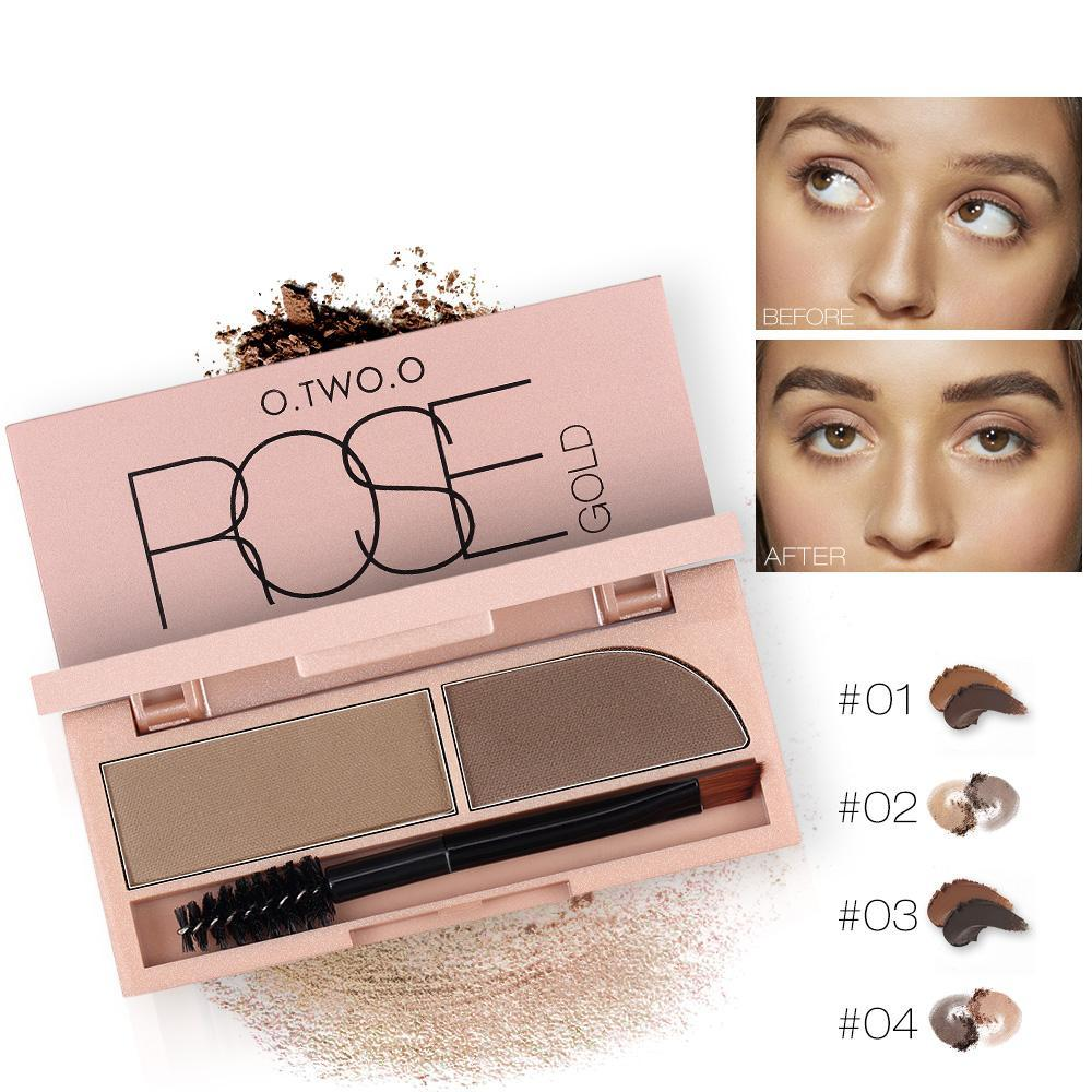 EYEBROW PASTE & EYEBROW POWDER