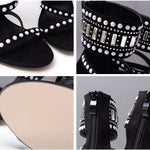 ELEGANT HEELS Shoes - Zia Clothing Company