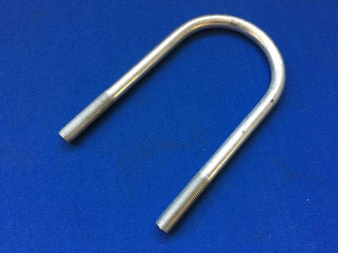 TR2-4 REAR LEAF SPRING U CLAMP/BOLT.