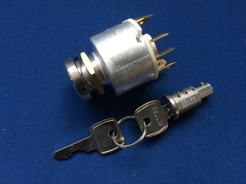 TR4-6CP IGNITION SWITCH