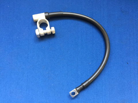 TR4A +VE BATTERY CABLE