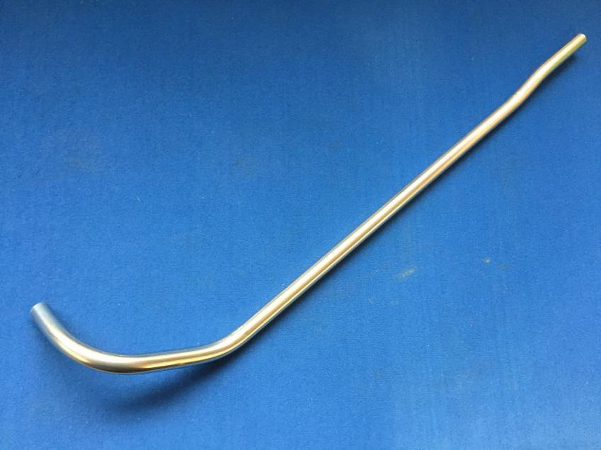 GT6/ VITESSE STAINLESS STEEL COOLANT HEATER RETURN PIPE