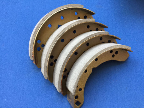REAR BRAKE SHOES FOR TRIUMPH HERALD AND SPITFIRE