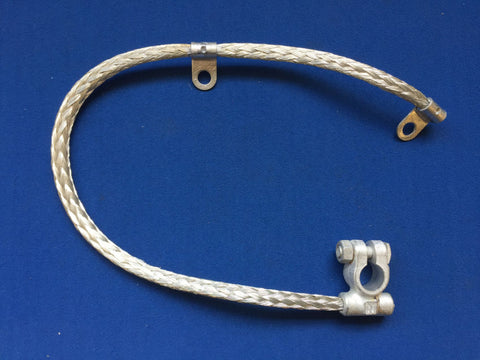 TR5/6 -VE EARTH BATTERY CABLE