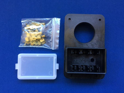 SPITFIRE, HERALD, GT6 FUSE BOX ASSEMBLY