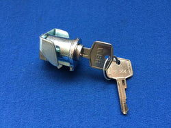 TR4-6 CUBBY BOX LOCK IN CHROME