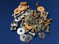 TR6 FRONT WING FITTING KIT