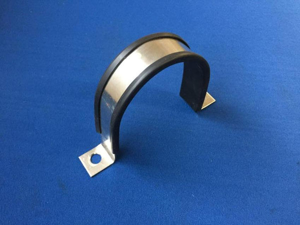 WIPER MOTOR BRACKET & STRAP IN STAINLESS STEEL