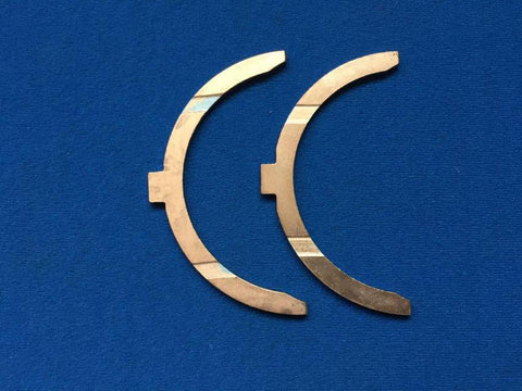 TR2-4A THRUST WASHER SET +0.005""