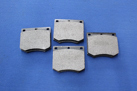 BRAKE PADS (TYPE 16PB CALIPERS)