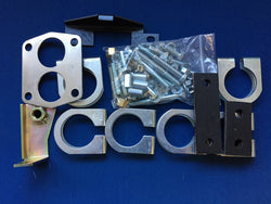 TR5/6 CP STANDARD EXHAUST FITTING KIT