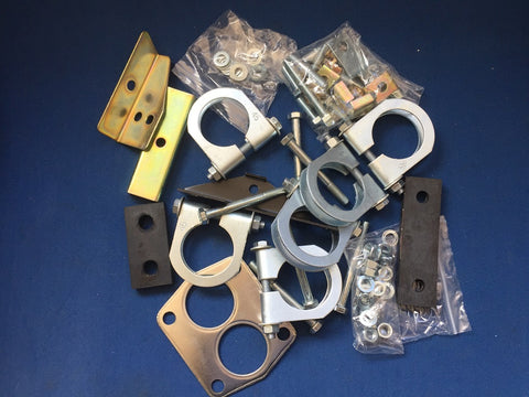 LATE TR6 EXHAUST FITTING KIT (J-TYPE)