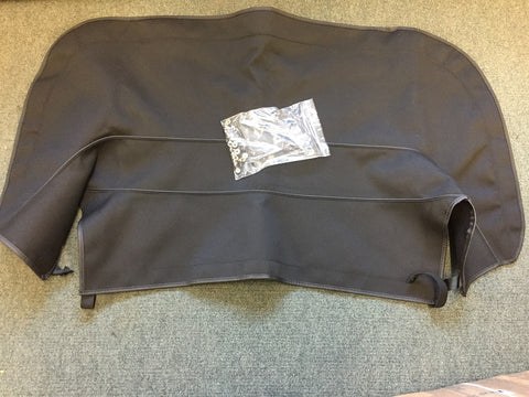 TR5/6 HOOD BAG/COVER IN DOUBLE DUCK