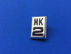 VITESSE MK2 FRONT WING BADGE