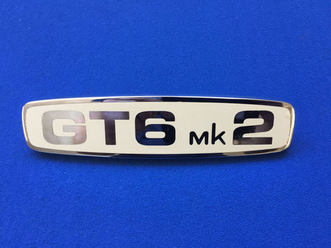 TRIUMPH GT6 MK2 BONNET BADGE