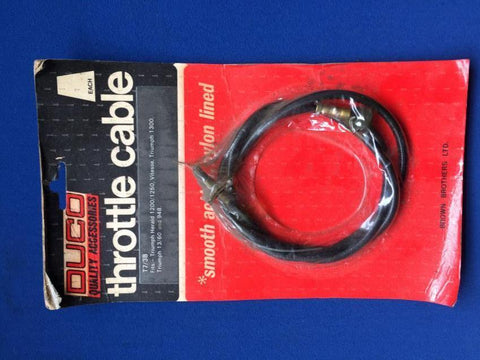 HERALD THROTTLE CABLE