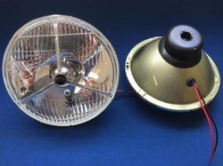 TRIPOD HEAD LAMPS (PAIR) R/H/D WITH PILOT LIGHT