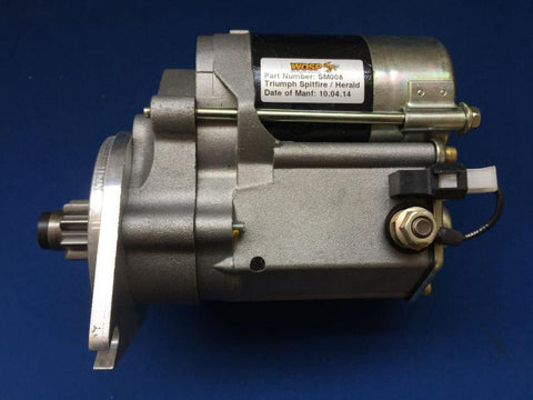 HERALD AND SPITFIRE HIGH TORQUE STARTER MOTOR