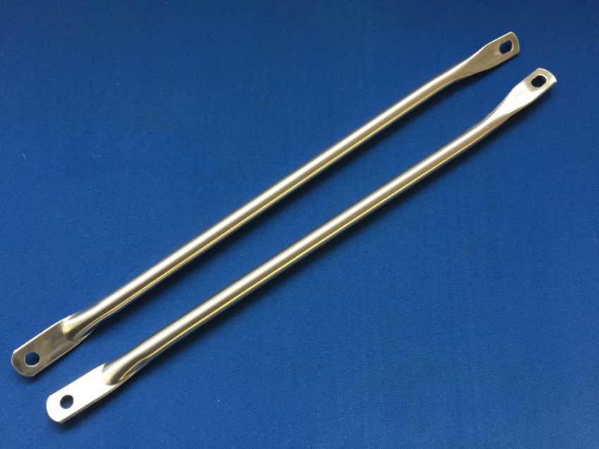 TR4/A STAINLESS STEEL VALANCE STAY RODS