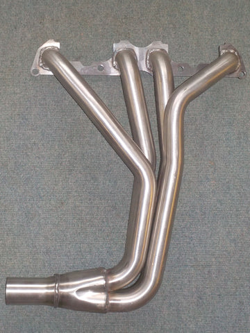 STAINLESS STEEL EXTRACTOR MANIFOLD TR3-4A. HIGH PORT HEADS ONLY