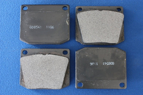 BRAKE PADS TYPE 16P (SALE ITEM/SHORT TERM SPECIAL)
