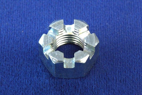 CASTLE NUT, FULCRUM PIN, 7/16 UNF x 5/8""""