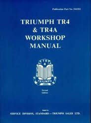 FACTORY WORKSHOP MANUAL TR4/4A