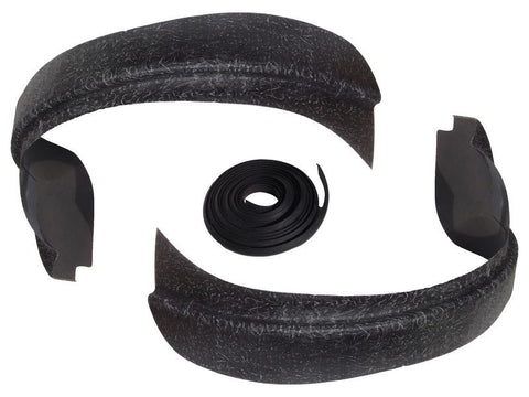 FIBREGLASS WHEELARCH LINERS FRONT PAIR