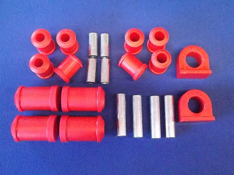 FULL SUSPENSION POLY BUSH SET TR4A-6