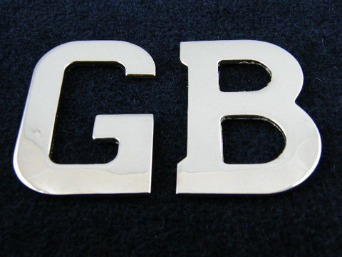GB BADGE SET