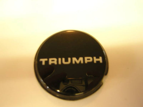 HORN PUSH BADGE TR6CR