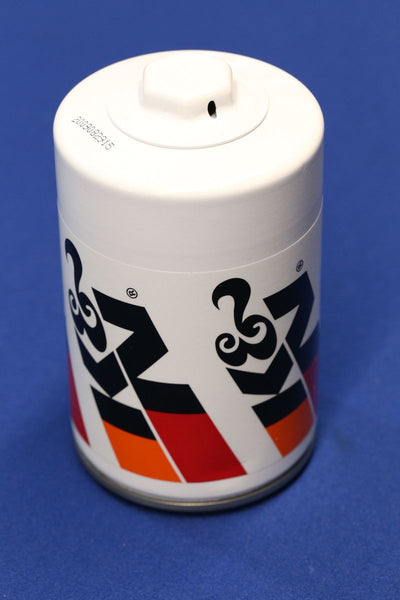 K&N SPIN ON OIL FILTER (ALL TR MODELS WITH SPIN ON CONVERSION)