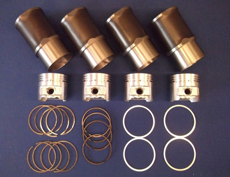 TR2-4A PISTON AND LINER SET 89MM
