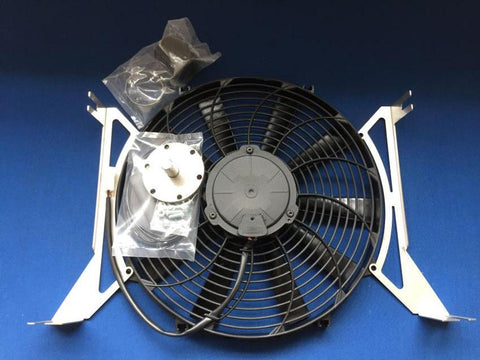 TR4A REVOTEC ELECTRIC COOLING FAN KIT