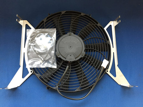 REVOTEC ELECTRIC FAN KIT FOR  THE TR5/6