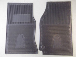 RUBBER OVERMATS WITH TR LOGO (HEAVY DUTY)