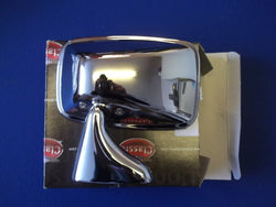 STAINLESS DOOR MIRROR L/H (SALE ITEM!!)