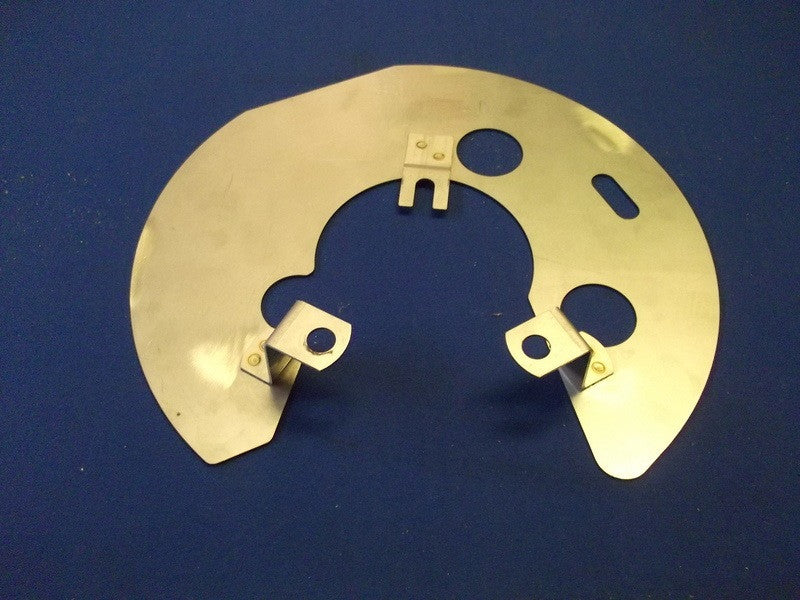 STAINLESS STEEL DISC BACKPLATES TR4