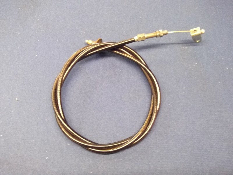 THROTTLE CABLE TR6 CR LHD