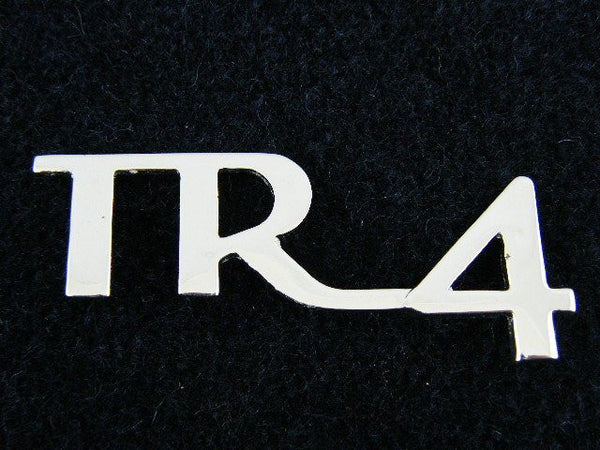 TR4/4A BOOT BADGE TR4