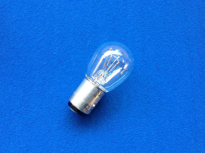 TWIN FILAMENT LIGHT BULB