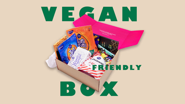 Vegan friendly box - Fazer Candy Store