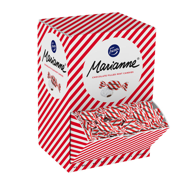 Marianne Peppermint Candies 2,5 kg - Fazer Candy Store