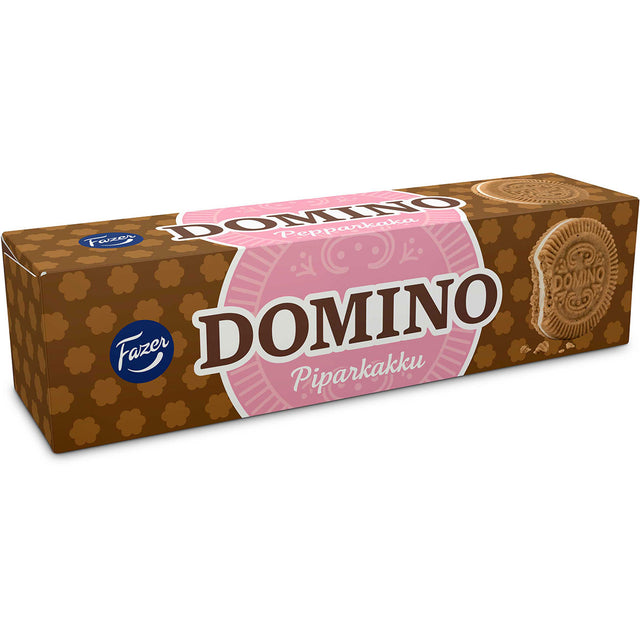 Domino Gingerbread 175 g - Fazer Candy Store