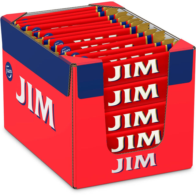 Jim filled chocolate bar 14 g - Fazer Store EN