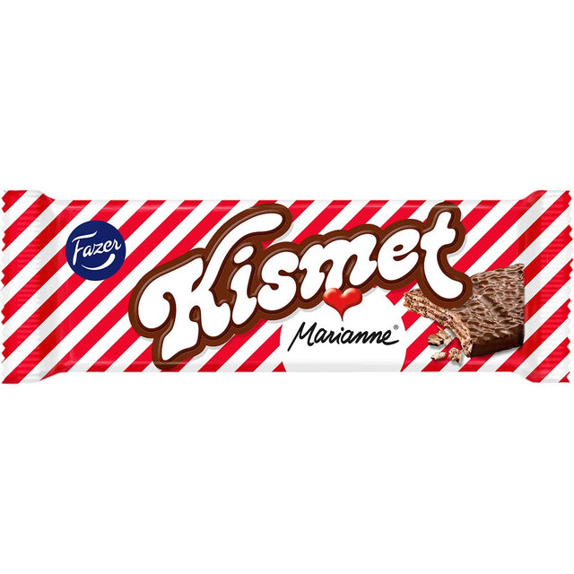 Kismet Marianne chocolate wafer 55 g - Fazer Candy Store